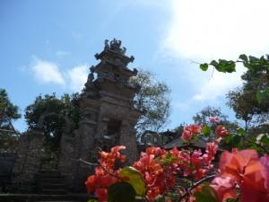 храм, северо-западное побережье Бали