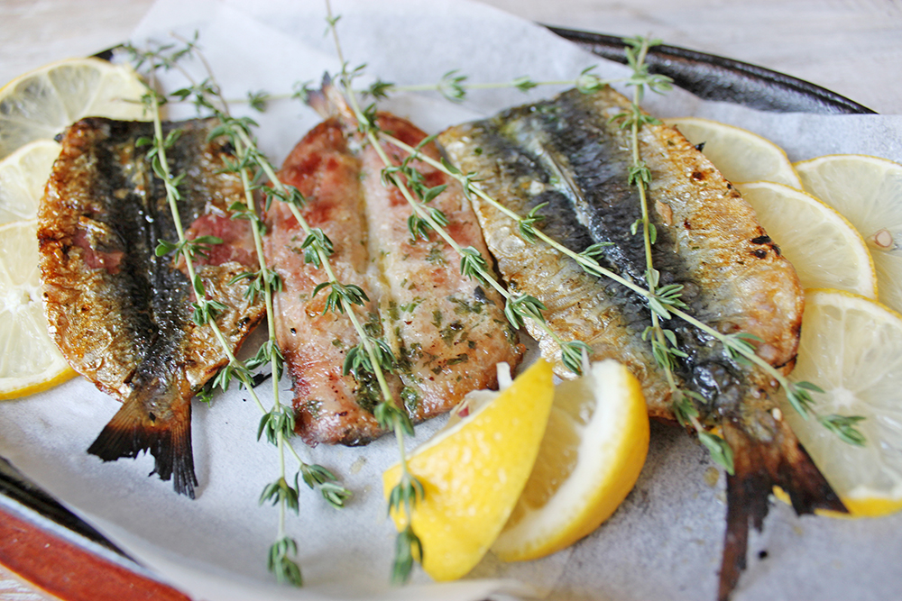 Sardines Grill