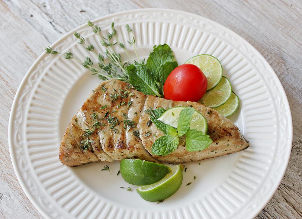 Tuna Grill