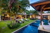 Villa rental Seminyak, Bali, #278