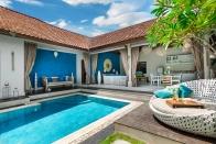 Villa rental Seminyak, Bali, #348