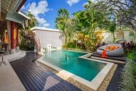 Villa rental Seminyak, Bali, #349