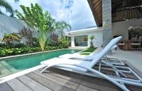 Villa rental Seminyak, Bali, #548