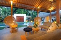 Villa rental Seminyak , Bali, #587