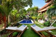 Villa rental Seminyak, Bali, #625