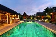 Villa rental Canggu, Bali, #739