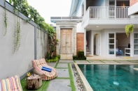 Villa rental Canggu, Bali, #1390