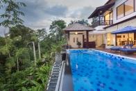 Villa rental Ubud, Bali, #1515
