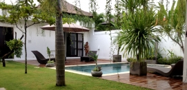 Villa rental Seminyak, Bali, #1682