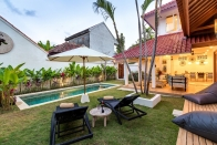 Villa rental Seminyak, Bali, #1792